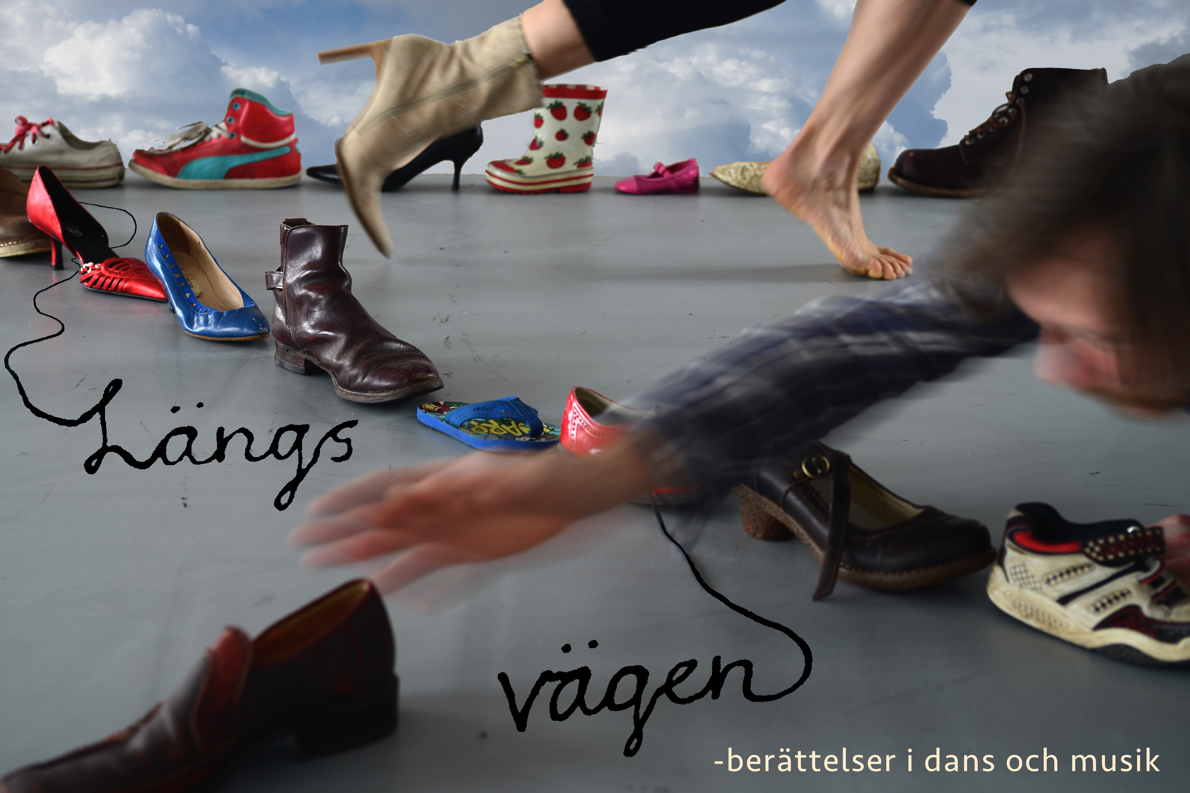 Längs vägen -berättelser i dans och musik